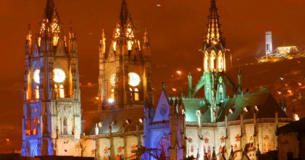 Quito at Night & Urban Legends Tour