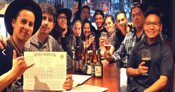Quito's Original Craft Beer Tour