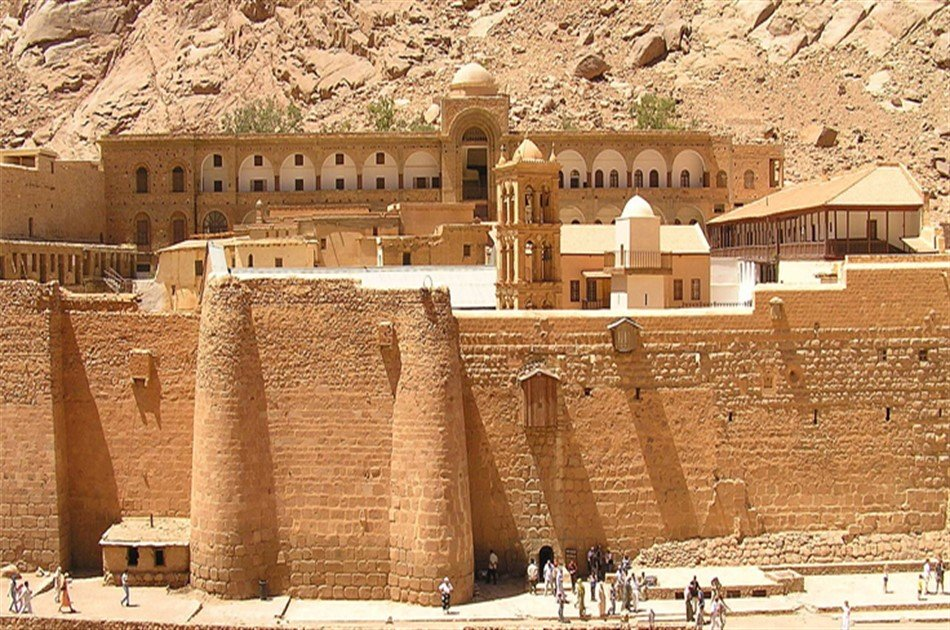 2 Days 1 Night Private Tour To Saint-Catherine From Cairo
