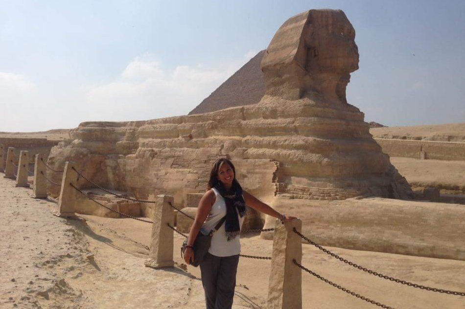 2 days Tour to Cairo and Luxor from Hurghada by Flight