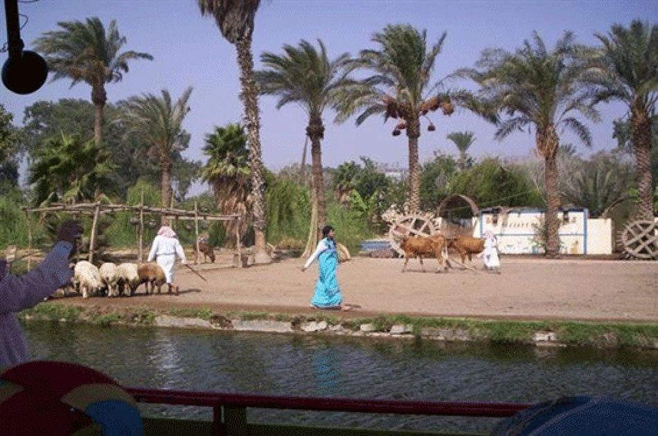 4 Hour Pharaonic Village Guided Tour