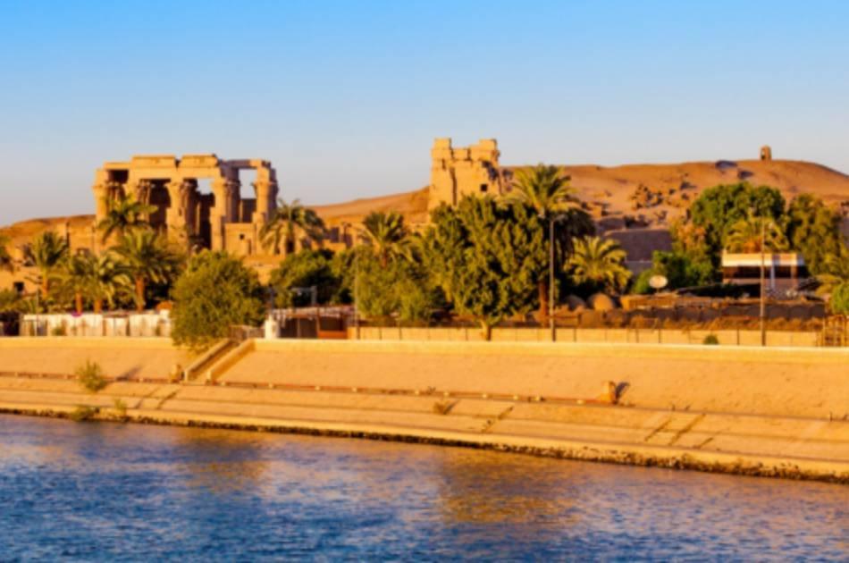 9 Days Land of Pharaohs Tour With Nile Cruise and Hurghada