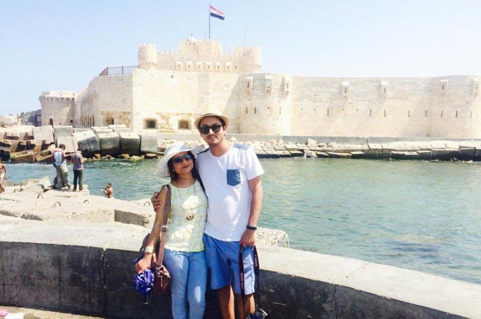 Alexandria Private Day Tour