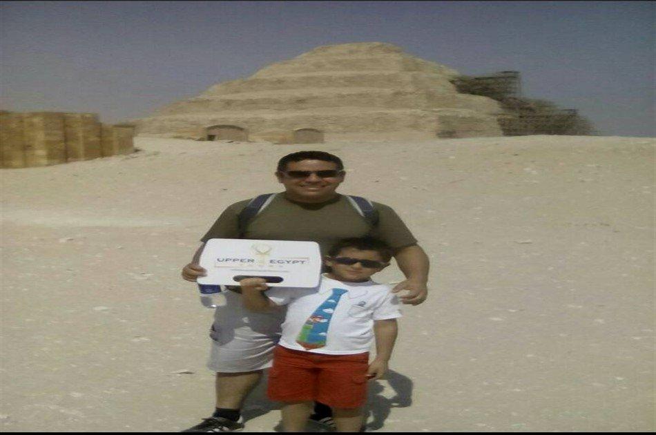 Day Tour of Memphis, Sakkara & Dahshur Pyramids