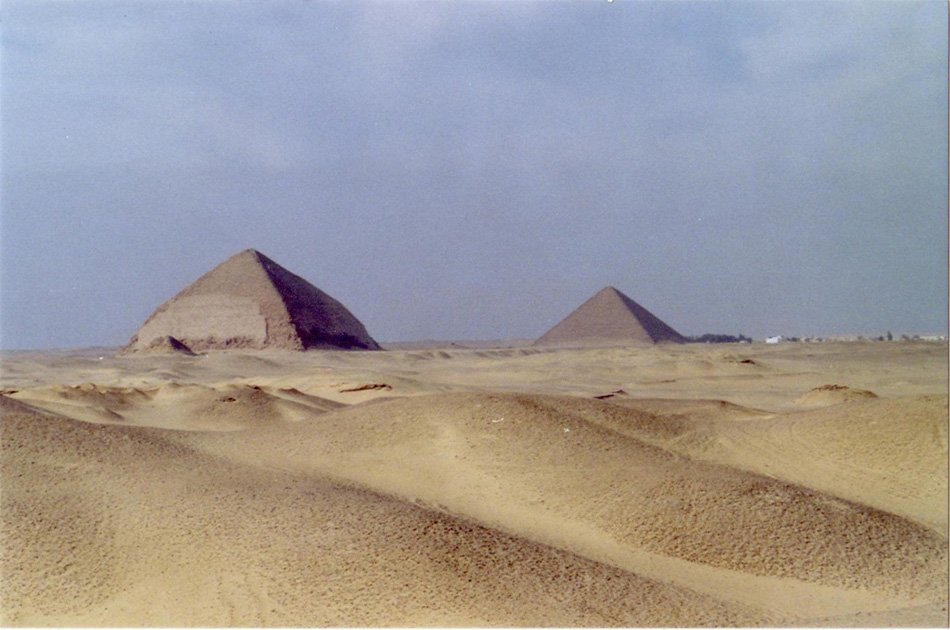 Day Tour to Giza Pyramids, Sphinx, Sakkara Pyramids and Dahshur Pyramids
