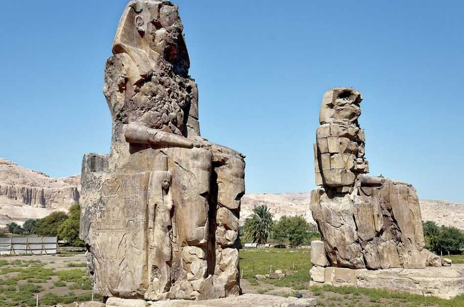 Day Trip to Luxor from Safaga Port