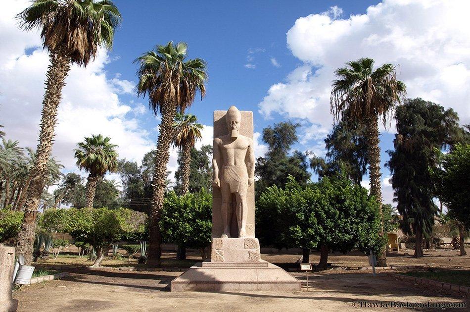 Day Trip To Sakkara Pyramids, Dahshur Pyramids and Memphis