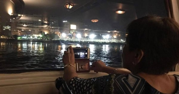 Delightful Dinner Cruise on the River Nile, Cairo