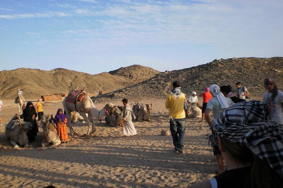 Desert Safari Trip by Quad Bike in Hurghada