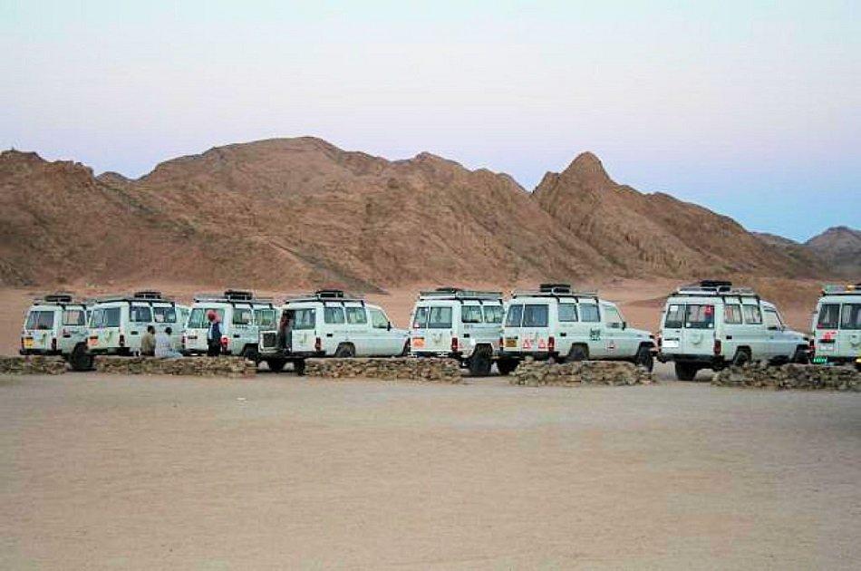 Desert Super Safari by Jeep from Marsa Alam