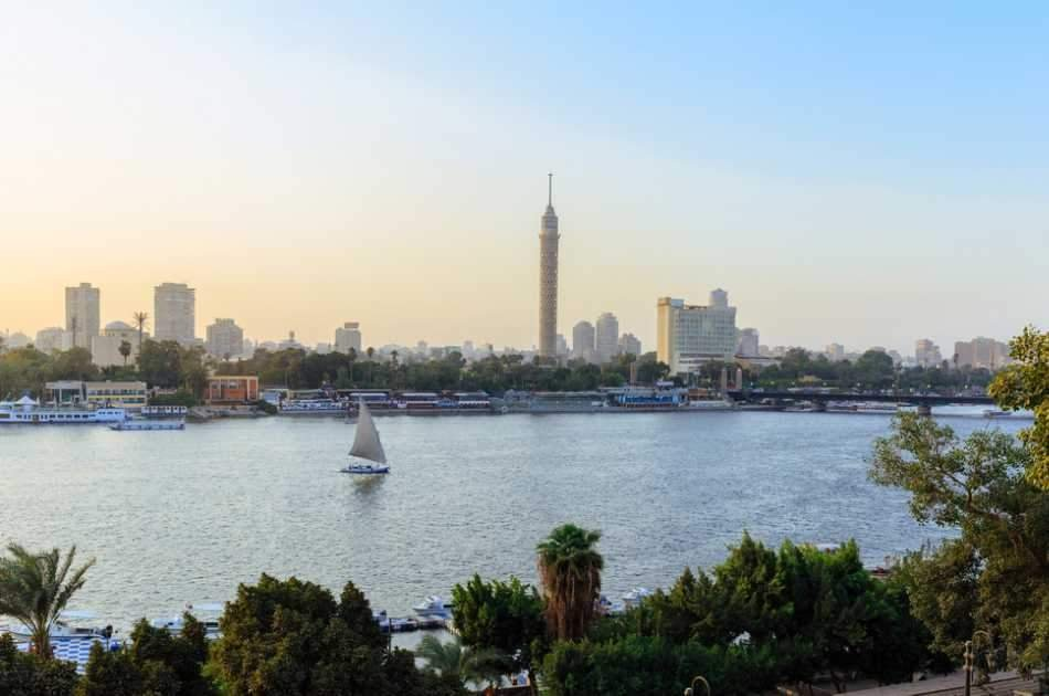 Dinner Cruise on the River Nile