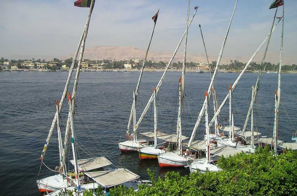 Felucca Tour on the Nile From Luxor