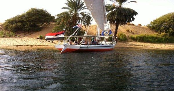 Felucca Trip in Aswan