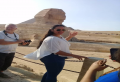 From Cairo: Private Trip to Giza Pyramids and Sphinx + Lunch