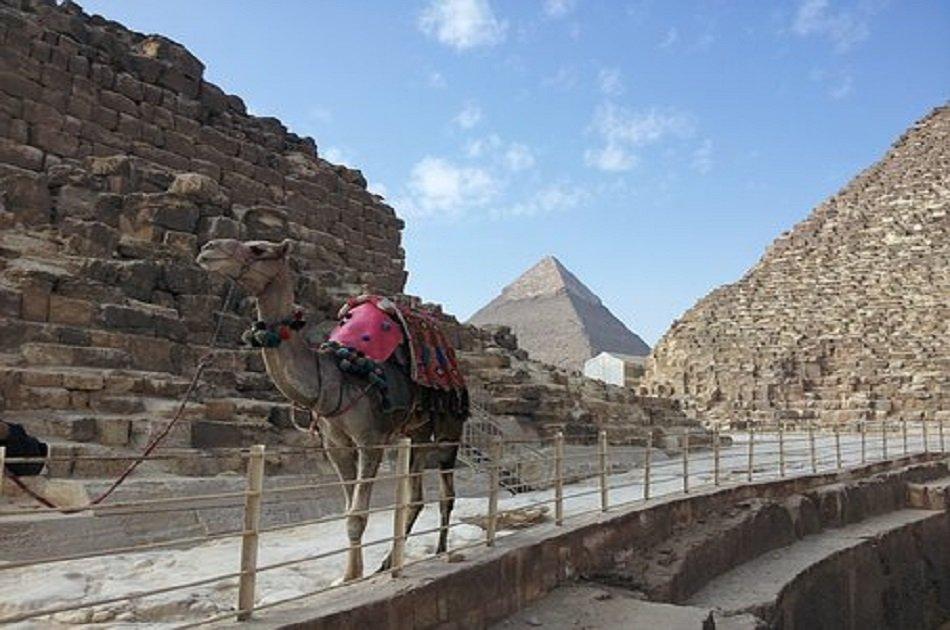 Giza Pyramids & Sphinx Private Tour