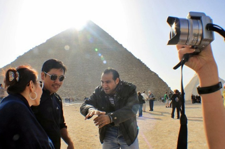 Habibi Offer 2 Day Private Tour of Cairo & Giza