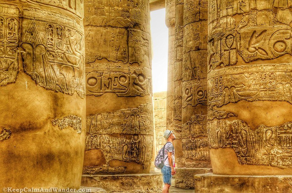 Half Day East Bank Karnak & Luxor Temples