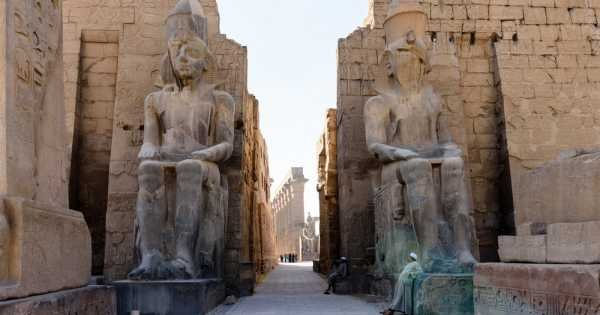 Half Day East Bank Karnak & Luxor Temples