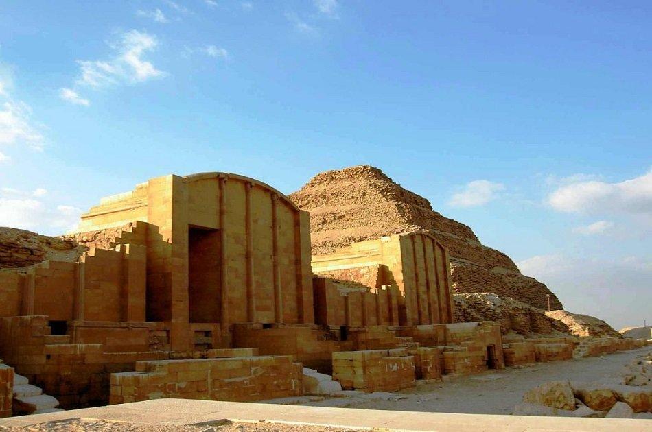 Half Day Private Sakkara & Dahshur Tour from Cairo