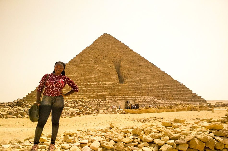 Half-Day Private Tour to Giza Pyramids Complex and Sphinx From Cairo