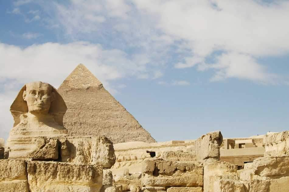 Half Day Pyramids Guided tour