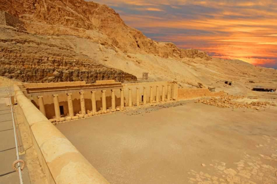 Half Day West Bank Tour in Luxor