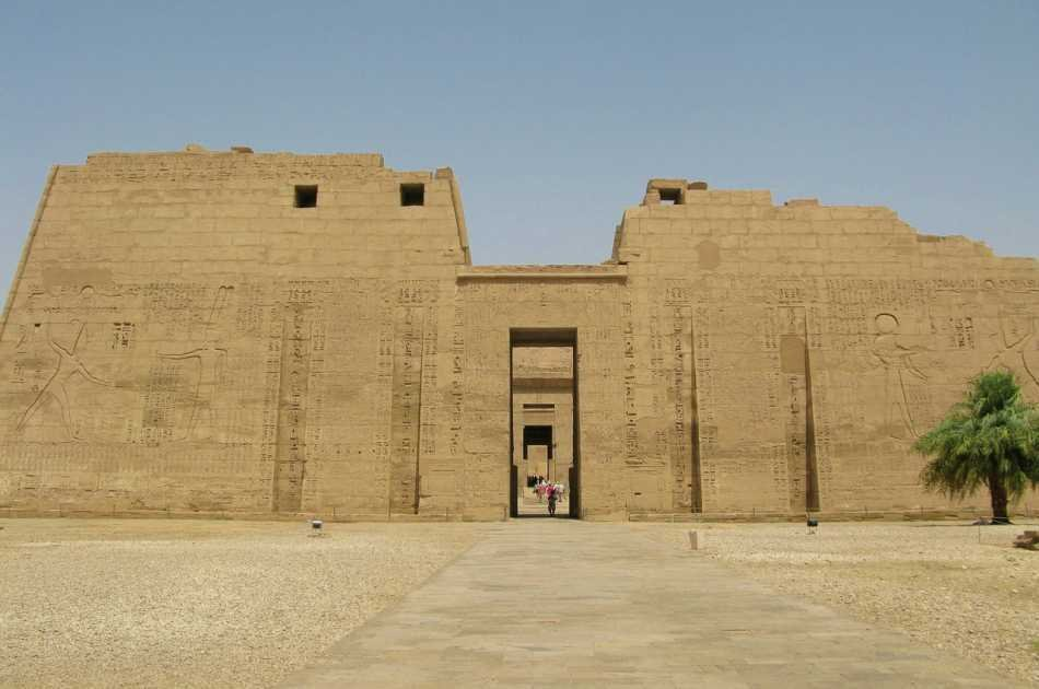 Karnak & Luxor Temples Private Half Day Tour From Luxor