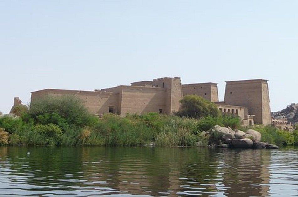 MS Amoura Dahabiya Nile Cruise 4 Days