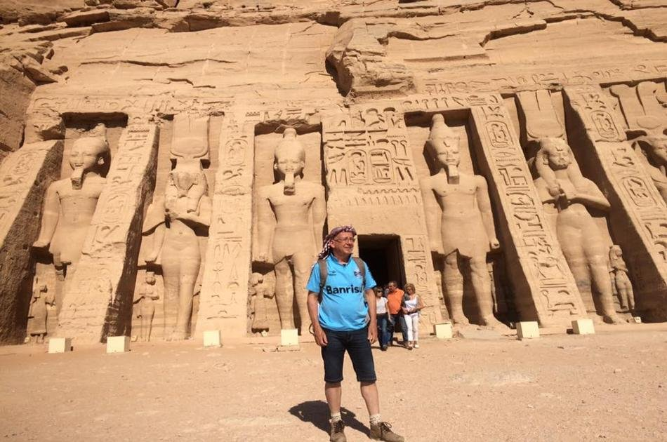 Private 8 Day History Tour Pyramids & Nile Cruise - Cairo, Aswan, Luxor with Internal Flights