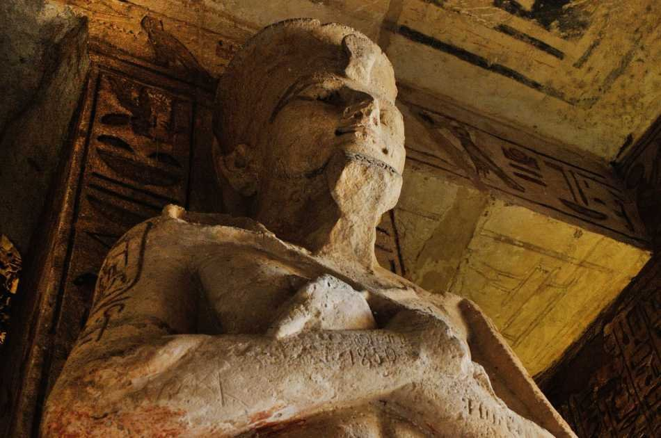 Private Day Tour: to Abu Simbel from Aswan by road