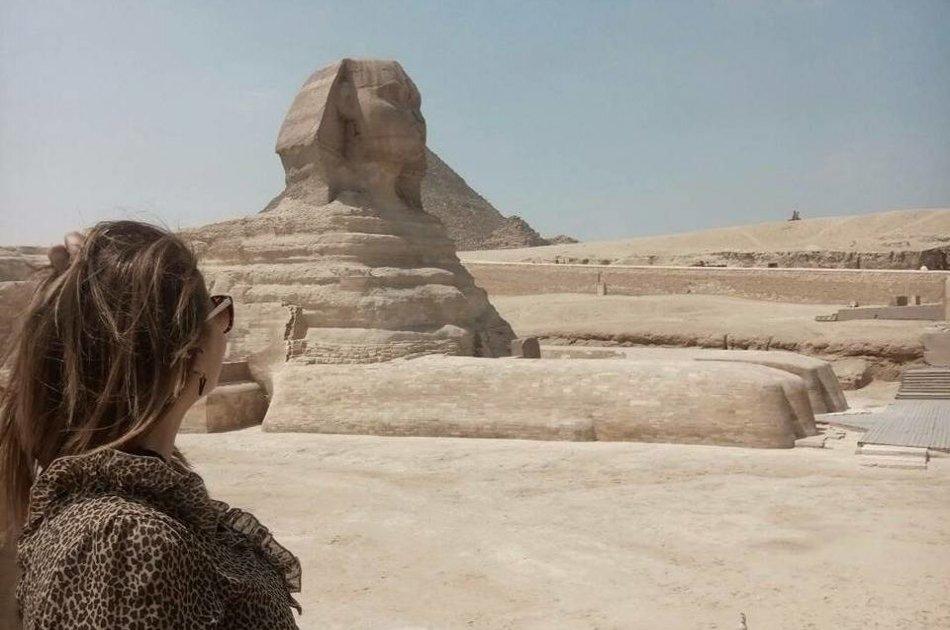 Private Day Tours of Memphis, Steps Pyramid, Sakkara, Giza Pyramids and Sphinx