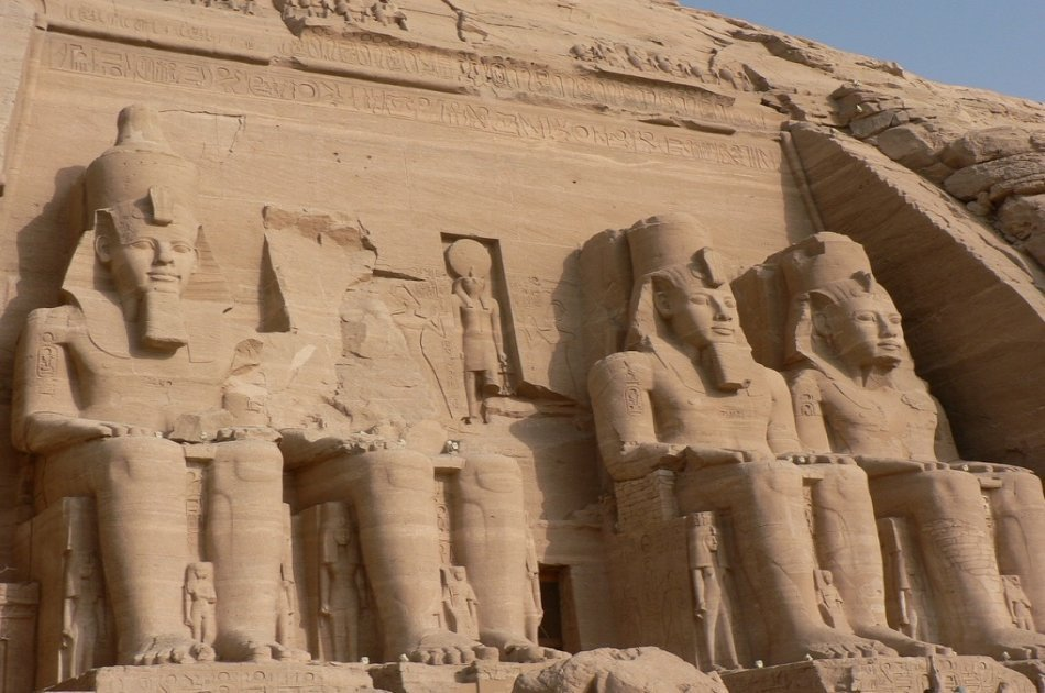 Private Day Trip: Abu Simbel from Aswan by Air
