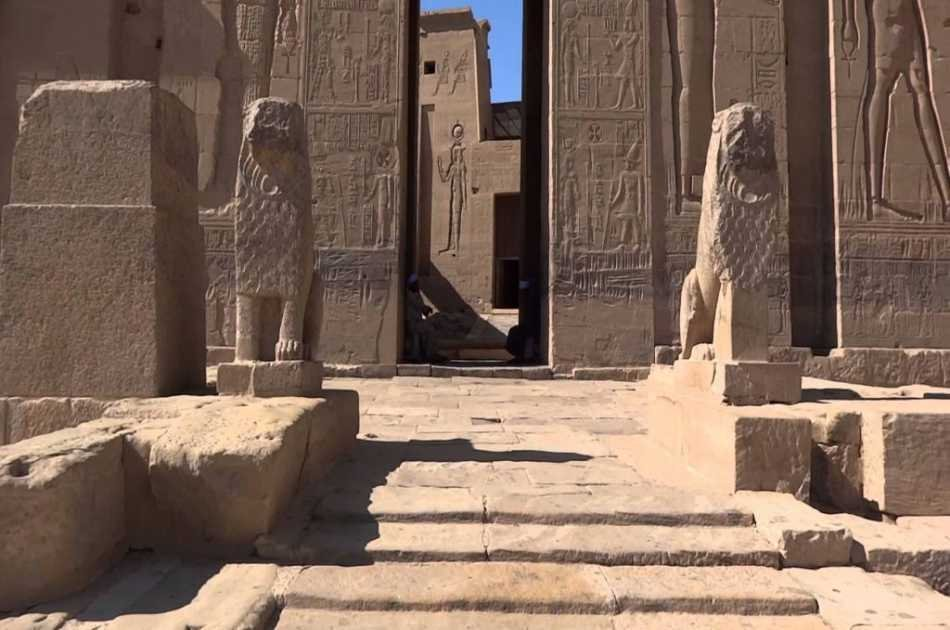 Private Full Day Excursion: To Aswan From Luxor