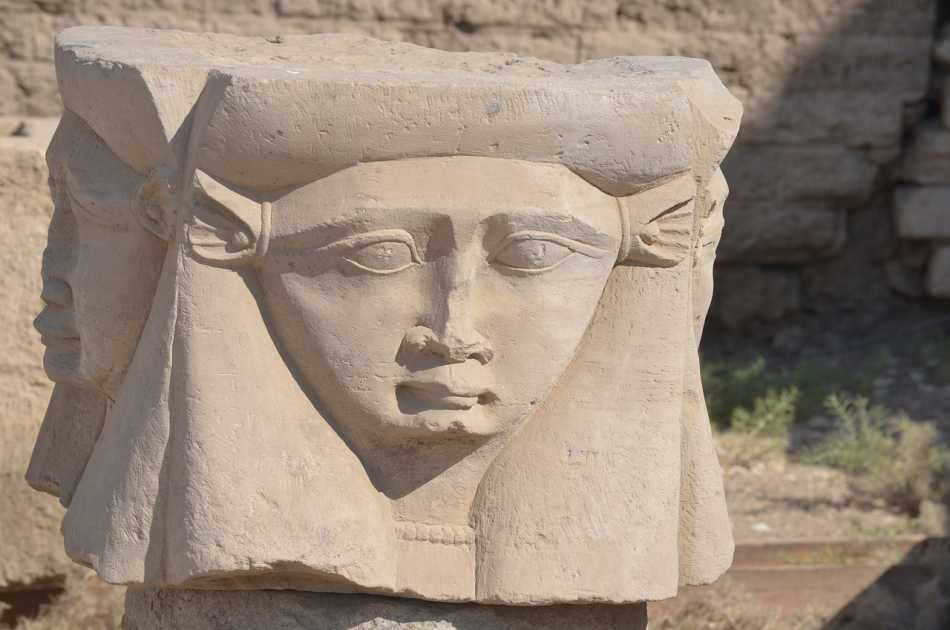 Private Full Day Tour: Dendara & Abydos From Luxor