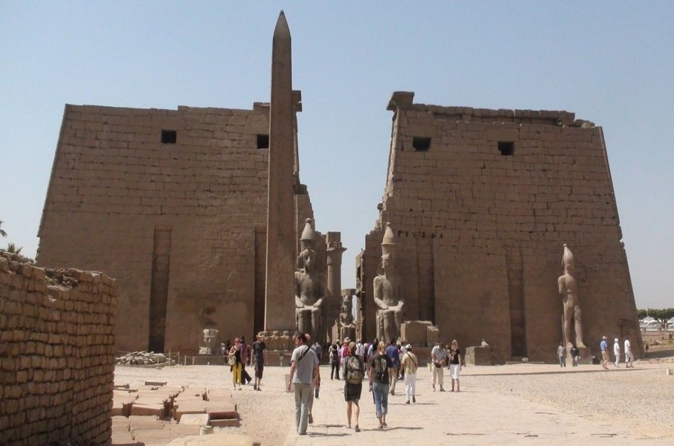Private Full Day Tour from Aswan to Luxor