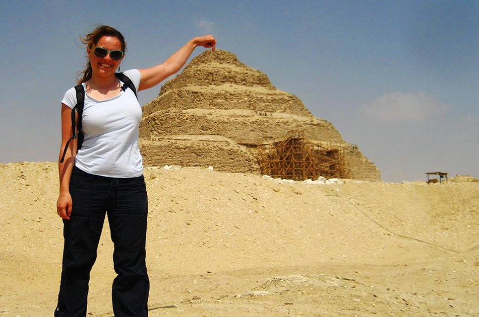 Private Guided Tour to Giza Pyramids, Sphinx, Sakkara Pyramids
