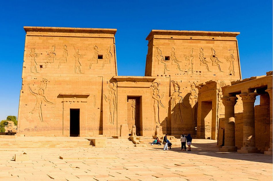 Private Guided Tour to High Dam, The Obelisk & Philae Temple by Motor Boat From Aswan