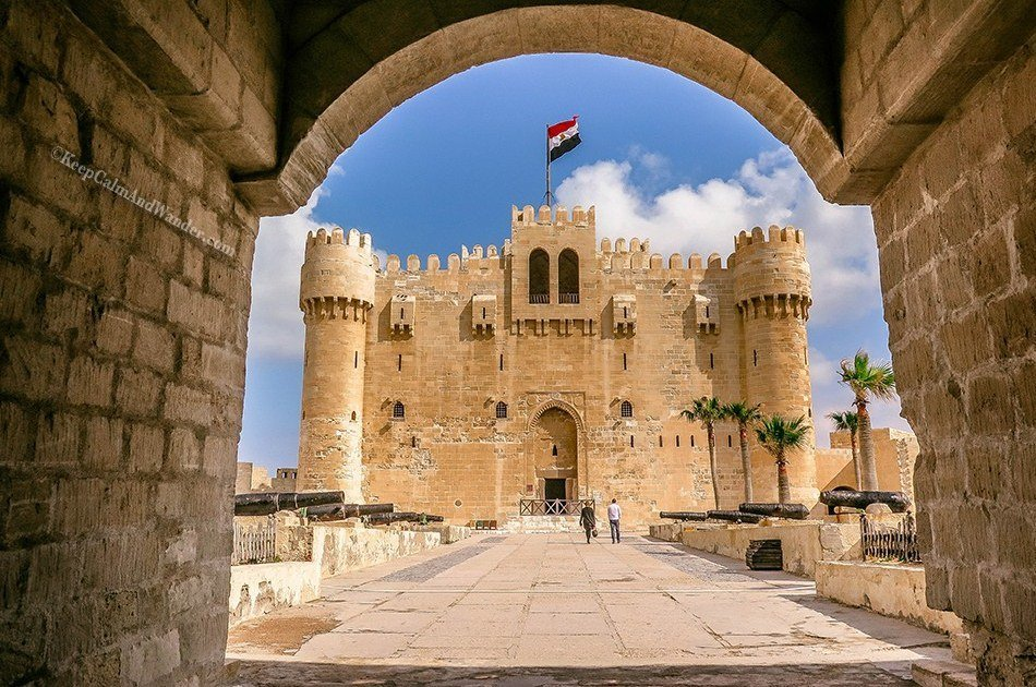 Private Tour from Cairo to Alexandria