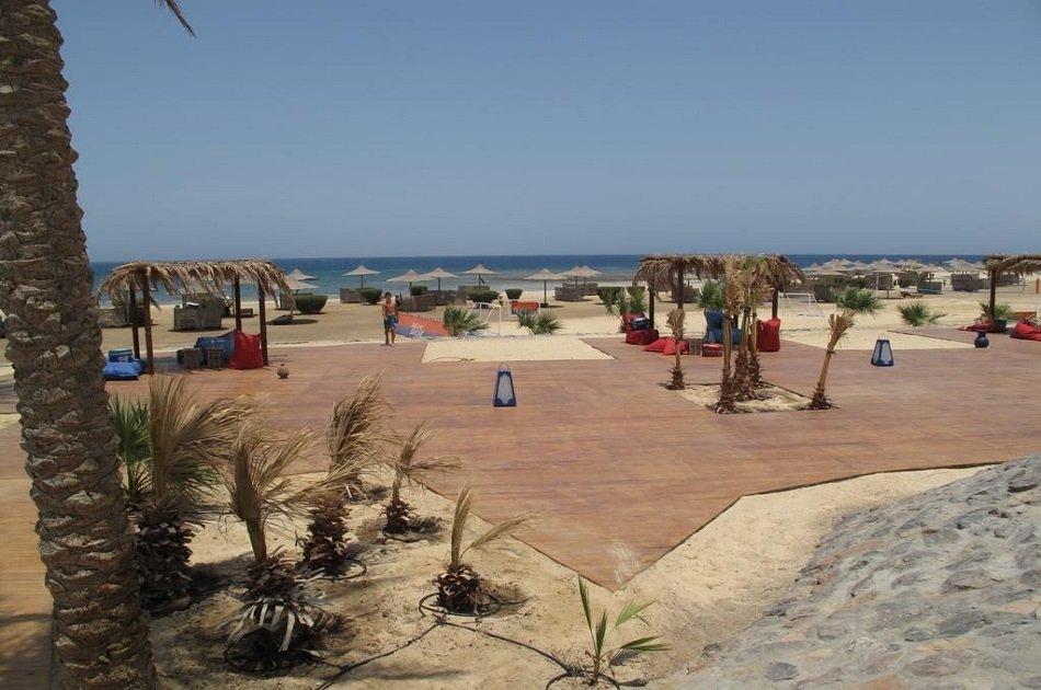 Snorkeling and recreational trip to Sharm El Naga Bay from Hurghada