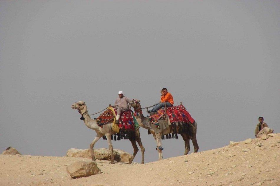 Sunset Desert Safari Trip By Quad Bike from Marsa Alam
