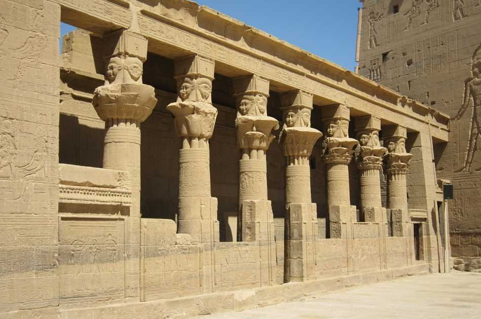 Two Day Tour to Abu Simbel and Aswan from Marsa Alam