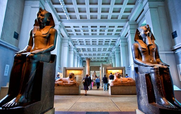 Private Guided Tour of the British Museum