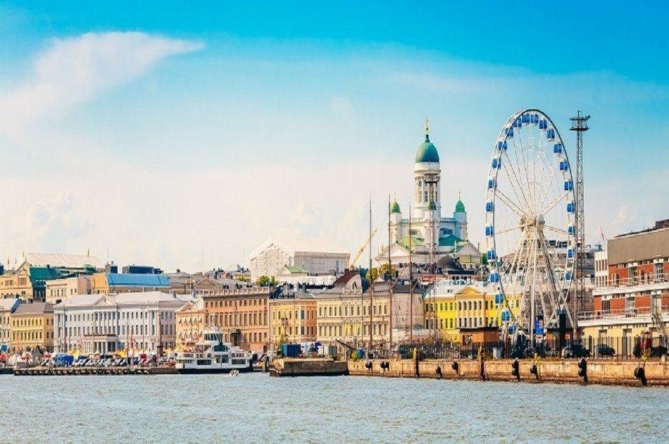 Helsinki and Suomenlinna 5-Hour Sightseeing Tour