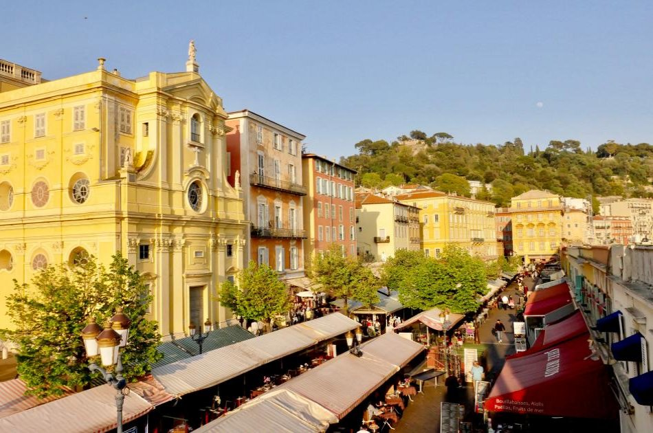 1 Hour Nice City Discovery Segway Small Group Tour