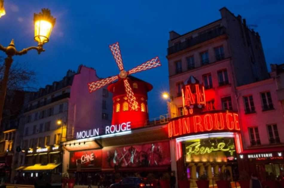 """""""Belle Epoque"""" Dinner and Moulin Rouge Show"""