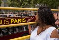 Big Bus 1-day pass and Versailles Audioguide