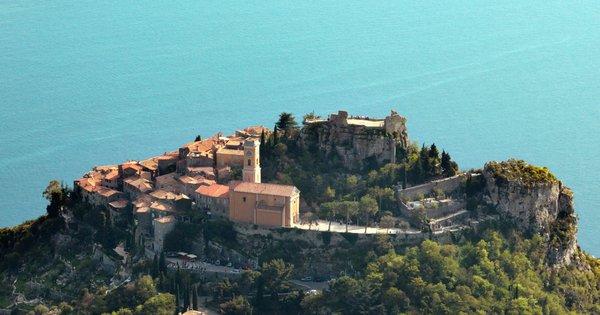 Private Tour - Nice, Monaco, Monte Carlo and Eze