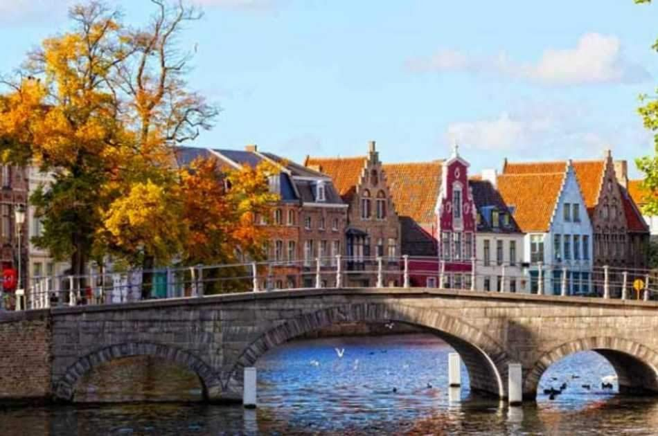 Day Trip to Bruges on your own