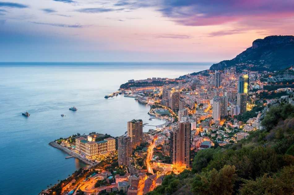 Glamorous Monaco and Monte Carlo Private Full Day Tour