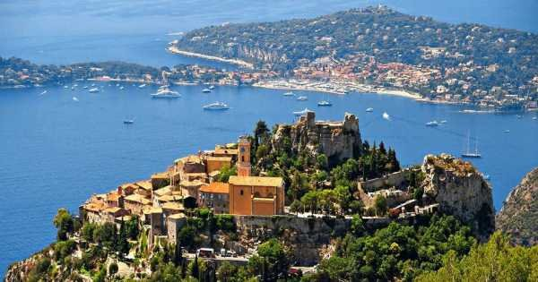 Glamorous Monaco and Monte Carlo Private Half Day Tour